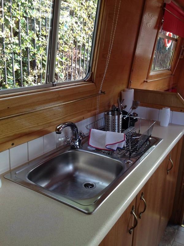 Live Aboard Narrowboat