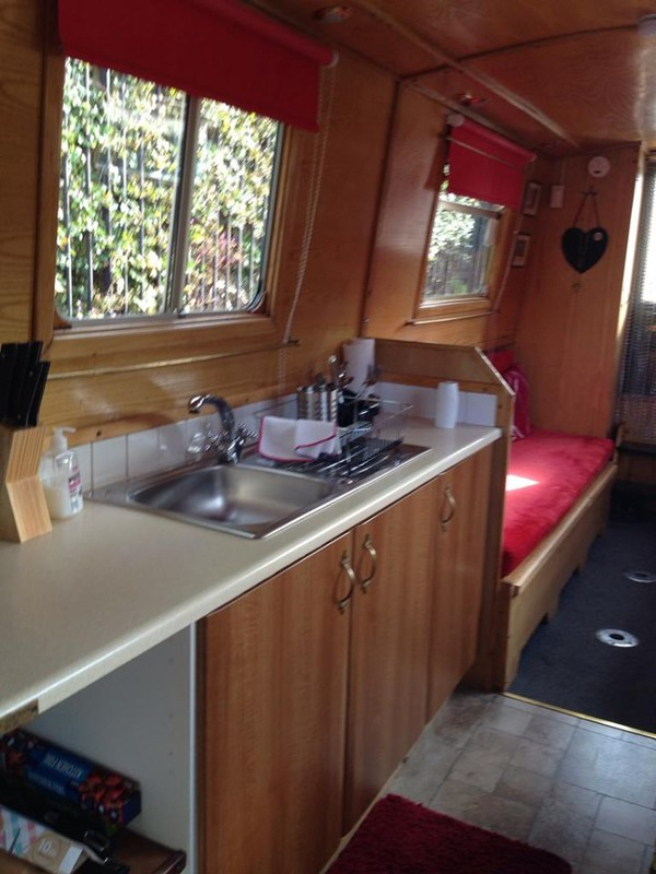 Narrow boat for sale Manchester