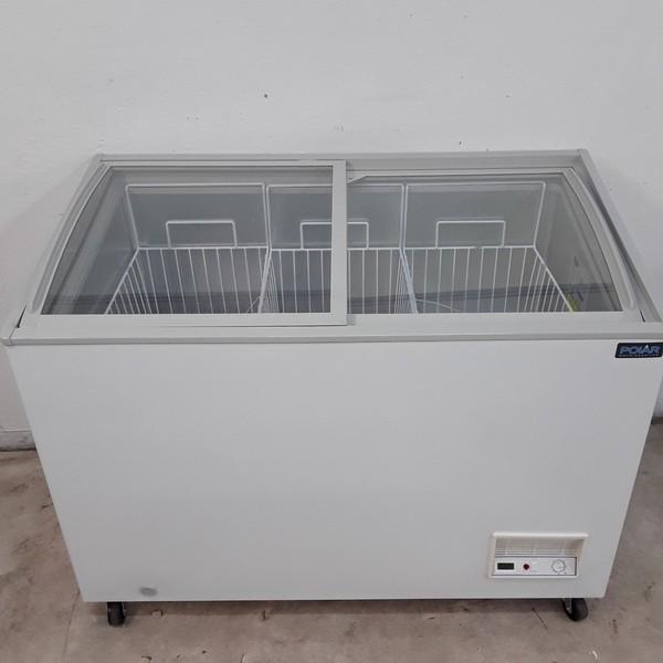 New B Grade Polar CM434 Ice Cream Display Freezer