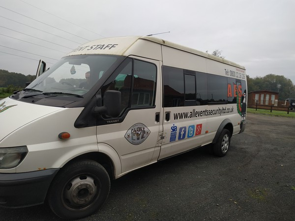 Secondhand ford transit