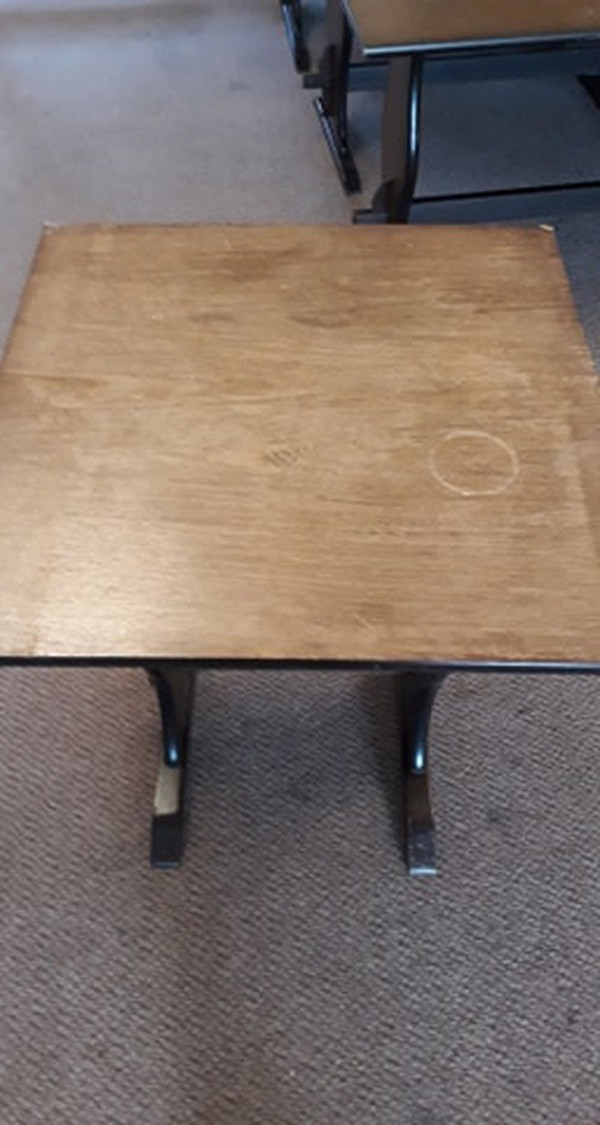 Buy Second Hand Square Tables - Rotherham, South Yorkshire