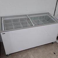 New B Grade Derby EK57C Ice Cream Display Freezer