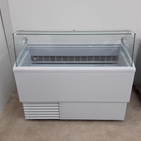 New B Grade ISA ISETTA 7R TP Ice Cream Display Freezer