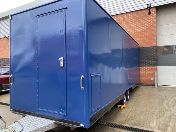 Large office trailer for sale