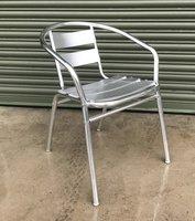 Aluminium Bistro Chairs