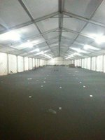 15m x 35m Framed marquee for sale