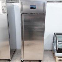 New B Grade Polar U633 Stainless Single Upright Freezer Heavy Duty (U10141) - Bridgwater, Somerset