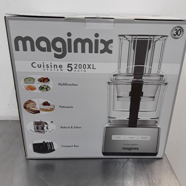 New B Grade Magimix 5200XL Food Processor Slicer Grater