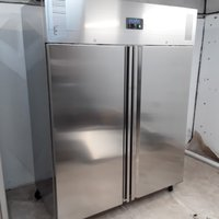 Used Polar U635 Stainless Steel Double Freezer