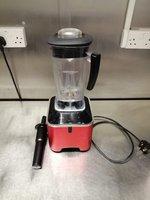Optimum G2.1 Platinum commercial food blender smoothie maker - Red with extra 2L jug - London