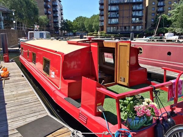 45ft Canal Boats