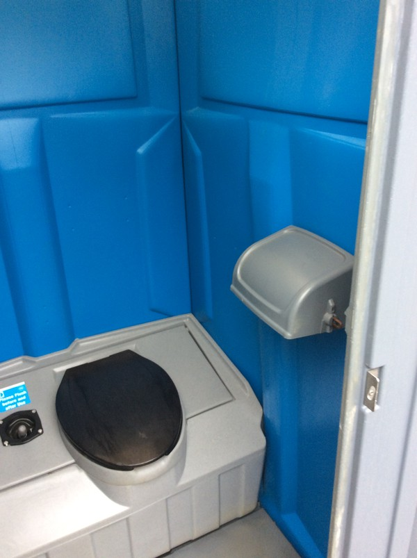 Second Hand Portable Toilets