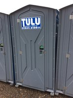 Single Self Contained Portable Toilets