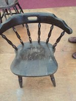 15x Traditional 'Captain' Style Wooden Chair - Walcott, Norfolk