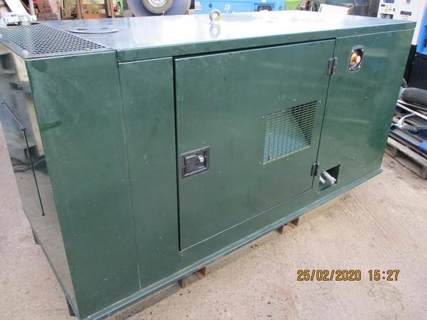 20kVA Broadcrown Rental Spec Super Silenced Generator