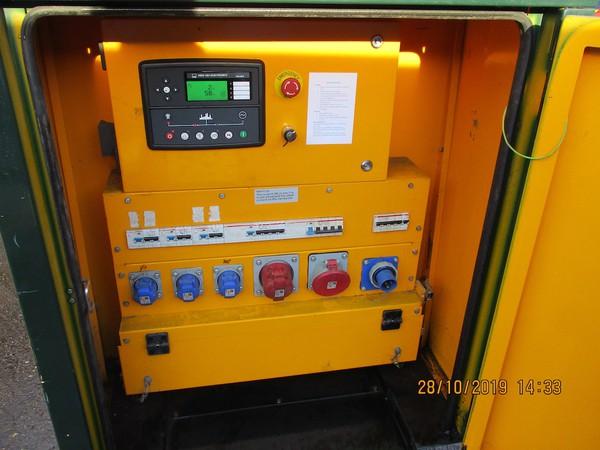 20kVA Broadcrown Super Silenced Generator