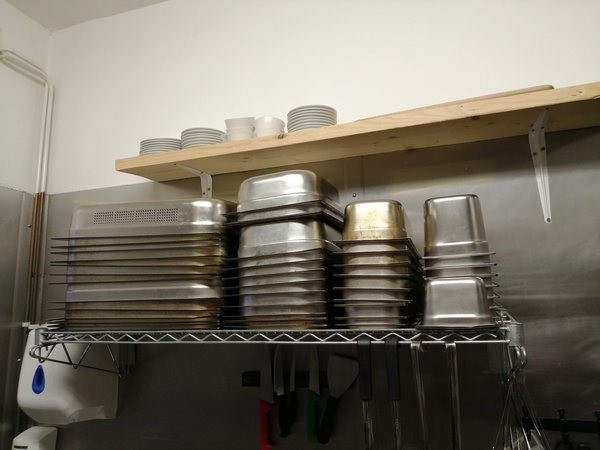Gastronorm Container GN1/1 to GN1/16