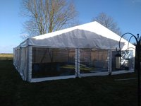P90 Hoecker 9m marquee for sale
