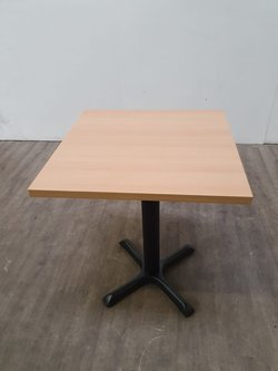 600mm x 600mm cafe table for sale