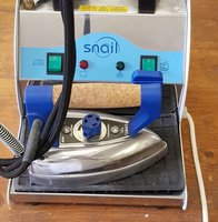 Snail Steam Iron With Boiler