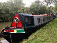50ft Piper Boat With Boatman's Cabin - Bedfordshire