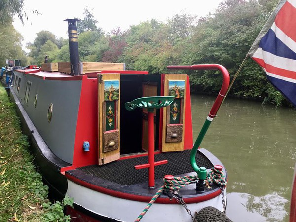 50ft Narrowboat