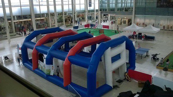 Buy Inflatable Sports Pitch