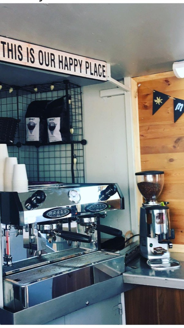 For Sale Citroen HY Van Coffee Shop