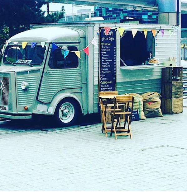 Mobile coffee shops for sale
