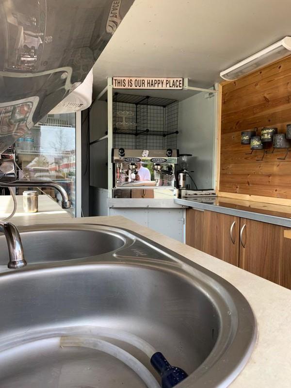 Citroen HY Van Coffee Shop Mobile