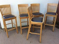 5x Bar Chairs CODE BC 325 - Shropshire