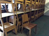 Oak Dinning Chairs For Sale Shropshire