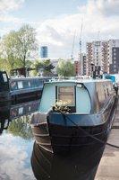 Hancock And Lane Cruiser Stern All Steel Narrowboat Built Circa 1980 - London