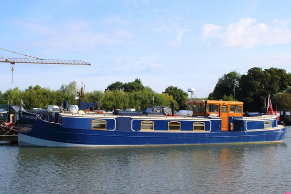 Dutch Barge For Sale