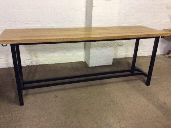 Large Poseur Table (CODE T 3215P)