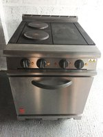 Falcon Dominator Plus E3161 Hotplate Electric Oven