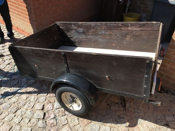 Second Hand trailers for sale