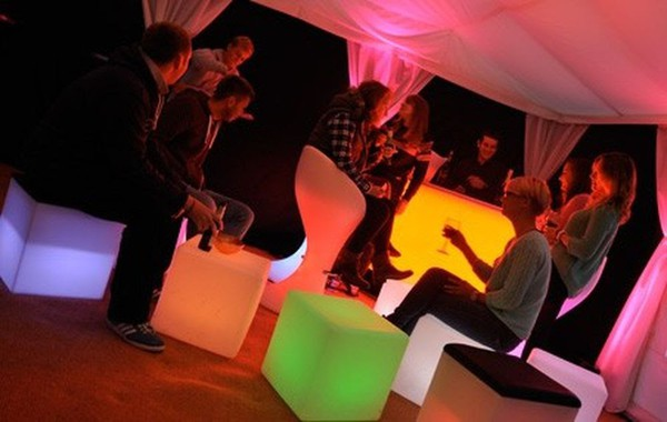 LED Furniture Only Used Twice For Special Event - Leicestershire 4