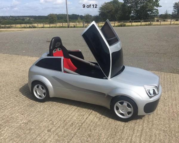 Used Scale Car Based PC Simulator