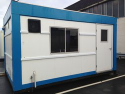Mobile Kitchen Facility Unit - Colchester, Essex