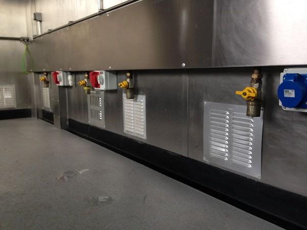 Kitchen Portable Building