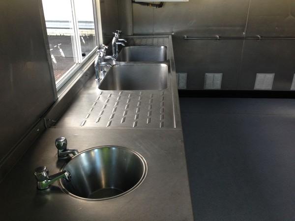Used Mobile Kitchen Facility Unit Essex