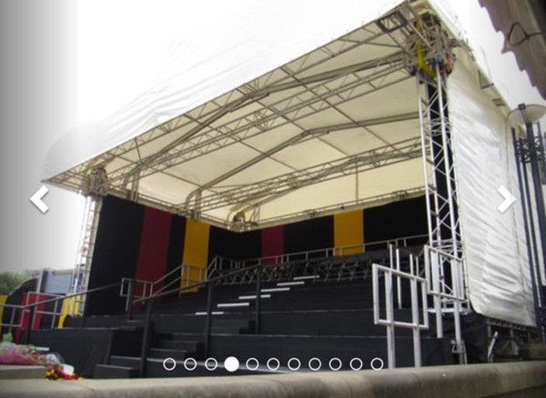 40ft x 24ft Roof System For Sale