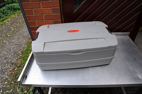 Rubbermaid Catermax Top Load Insulated Food Carriers