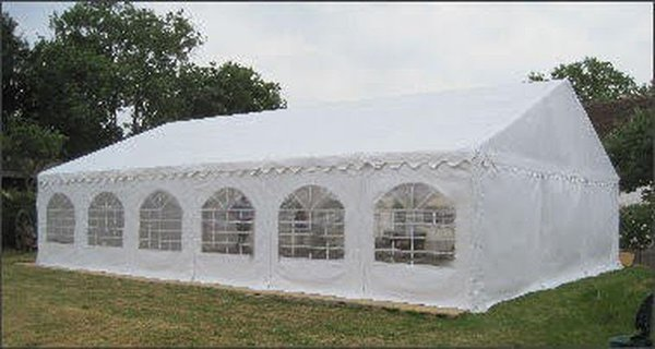 2x 9 x 12m Deluxe DIY Marquees - Scotland
