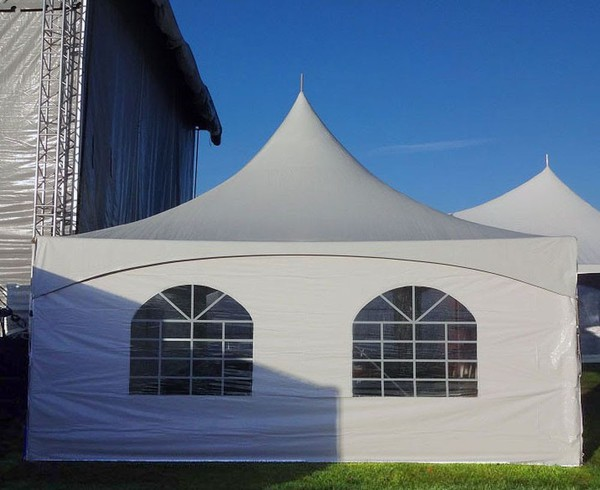 Crown Canopies Pagoda Marquee 6m x 6m For Sale - Littlehampton, West Sussex