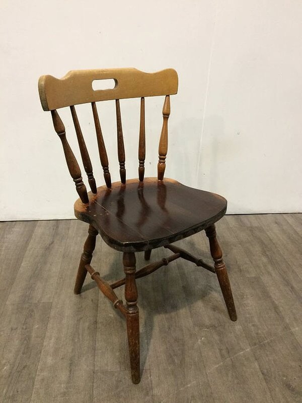 Wooden Pub Restaurant Chairs For Sale