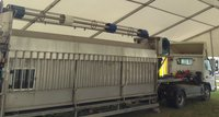Transportable Havencrown Marquee Washing Machine And Lorry