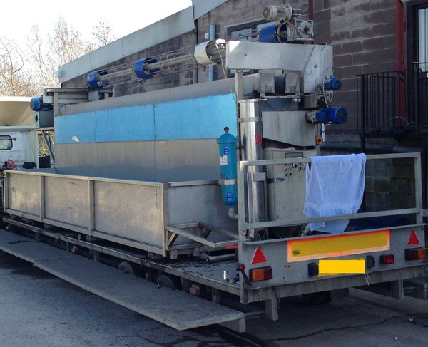 Havencrown Washing Machine With Lorry