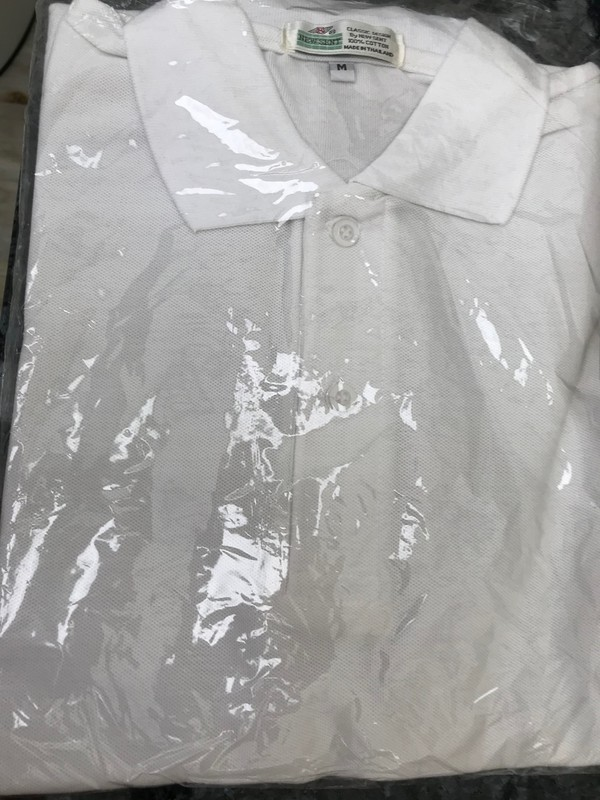 White Cotton Shirts for sale